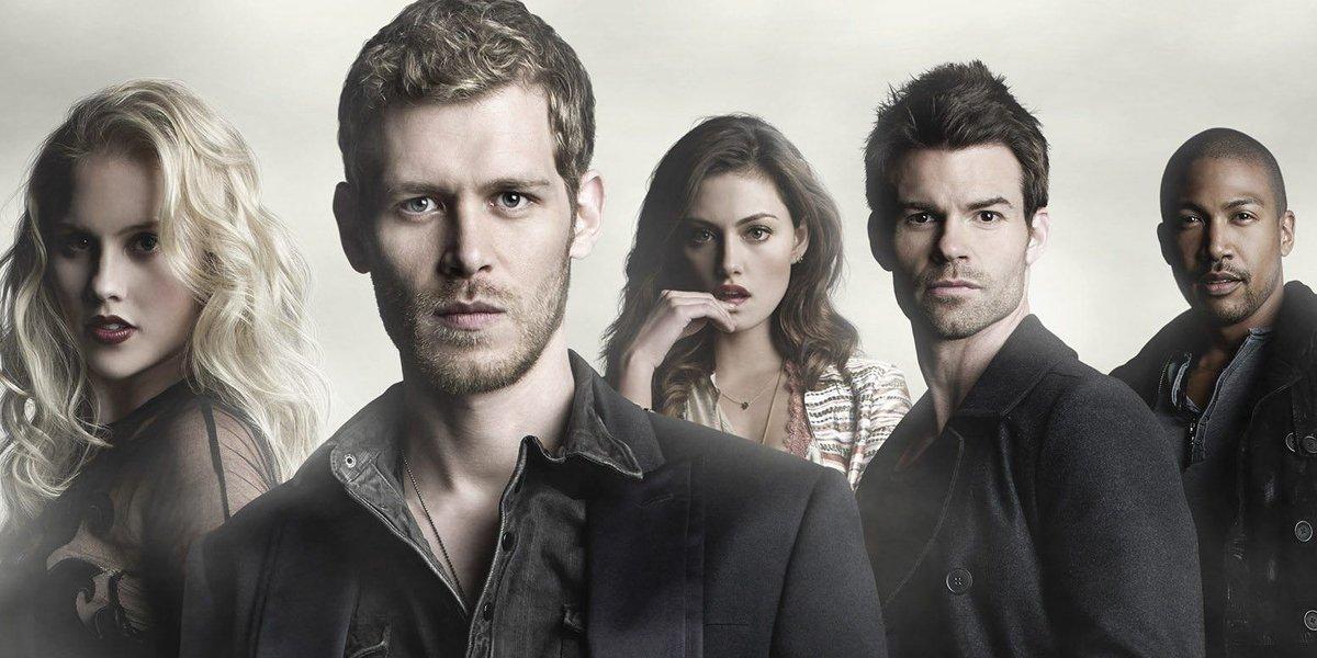 The Originals cast photo The CW