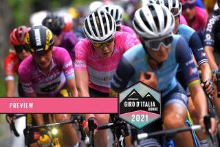 Anna van der Breggen (SD Worx) at the Giro d'Italia Donne