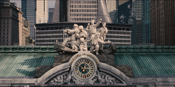 the Battle of New York.