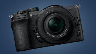 Nikon Z30 mock-up