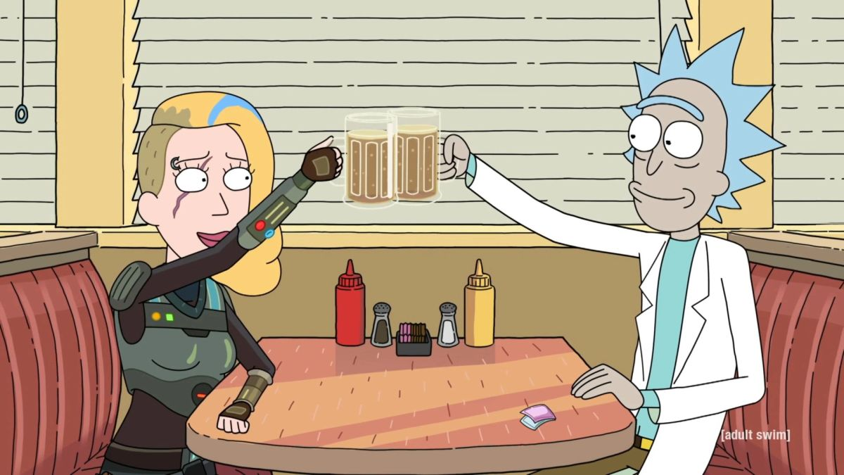 RICK AND MORTY Season 4 Is Returning in November 2019