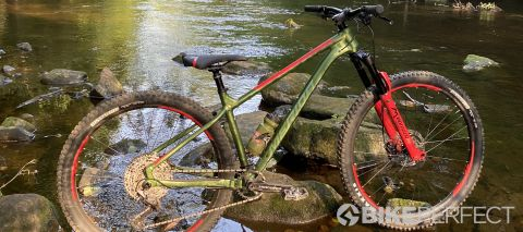 Merida Big Trail 600 review