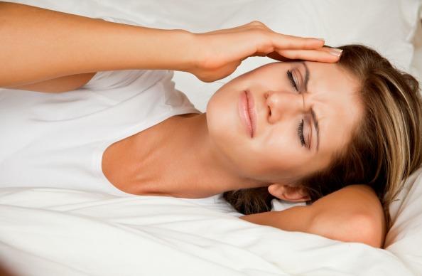 Migraine during sex