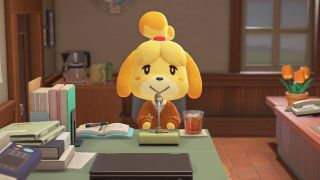 Animal Crossing: New Horizons Isabelle