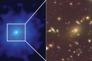 bright quasar, PKS1353-341