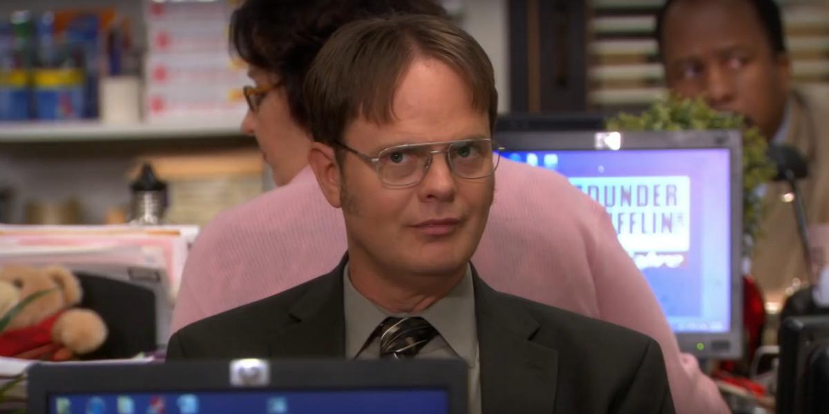The Office Dwight Schrute Rainn Wilson NBC