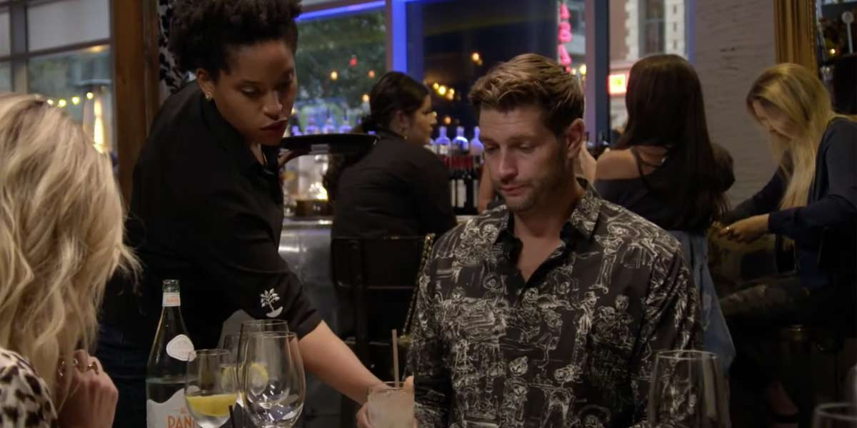 How Jay Cutler looks on date night
