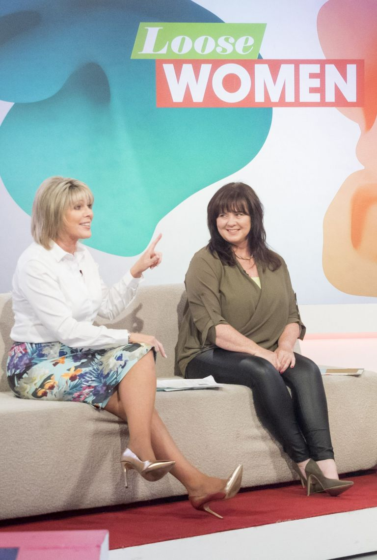 ruth and coleen on loose women