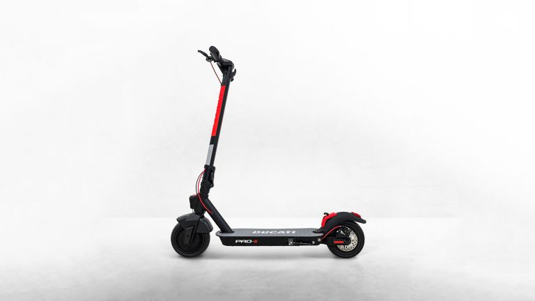 Ducati launches range of electric scooters for on and off-road