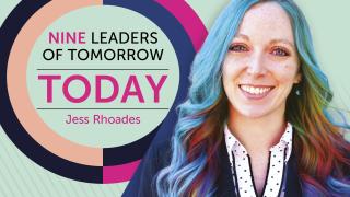 Jess Rhoades, CTS, SCN: The Nine 2021