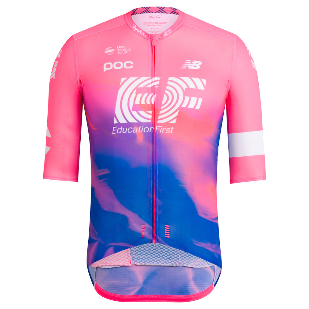 EF Education First unveil stylish new tie-dye Rapha kit on eve of Tour Down  Under 0d1516369