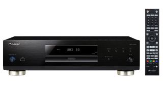 Pioneer 4K Blu-ray player