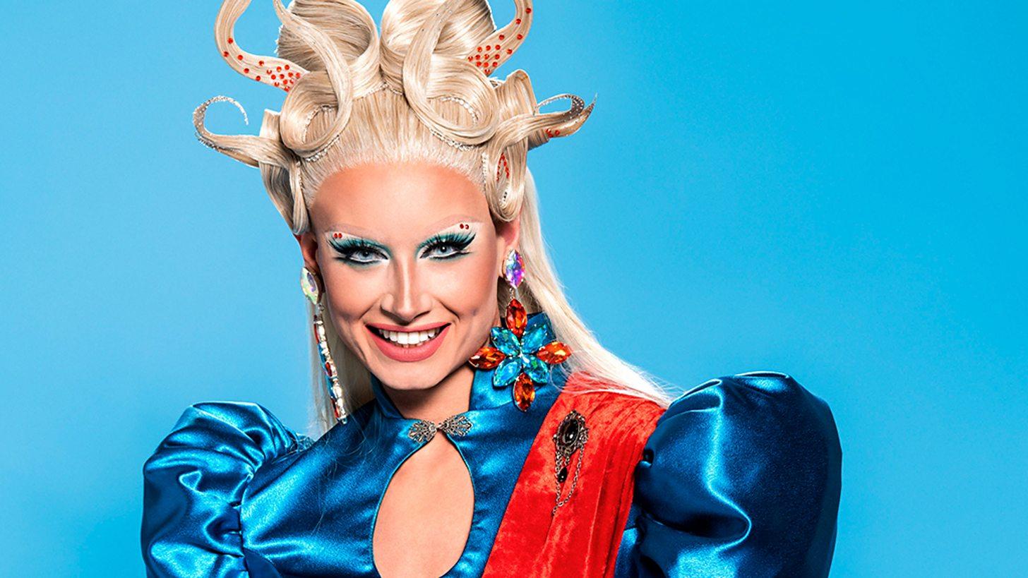 RuPaul's Drag Race UK Season 3 contestant Scarlett Harlett