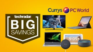Currys Easter sale TV laptop deals smart home cheap tablets