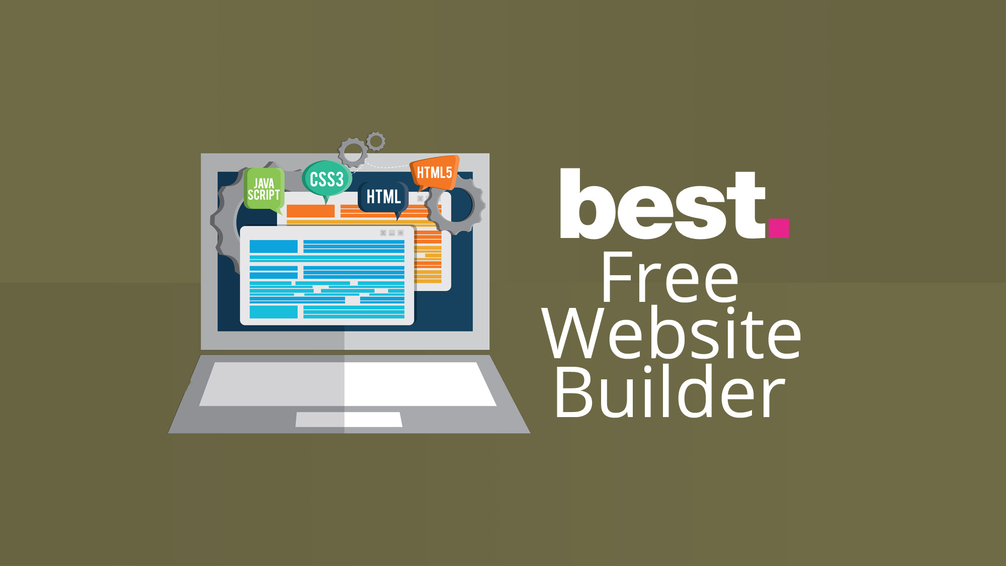 Best Free Website Builder 2021 Techradar