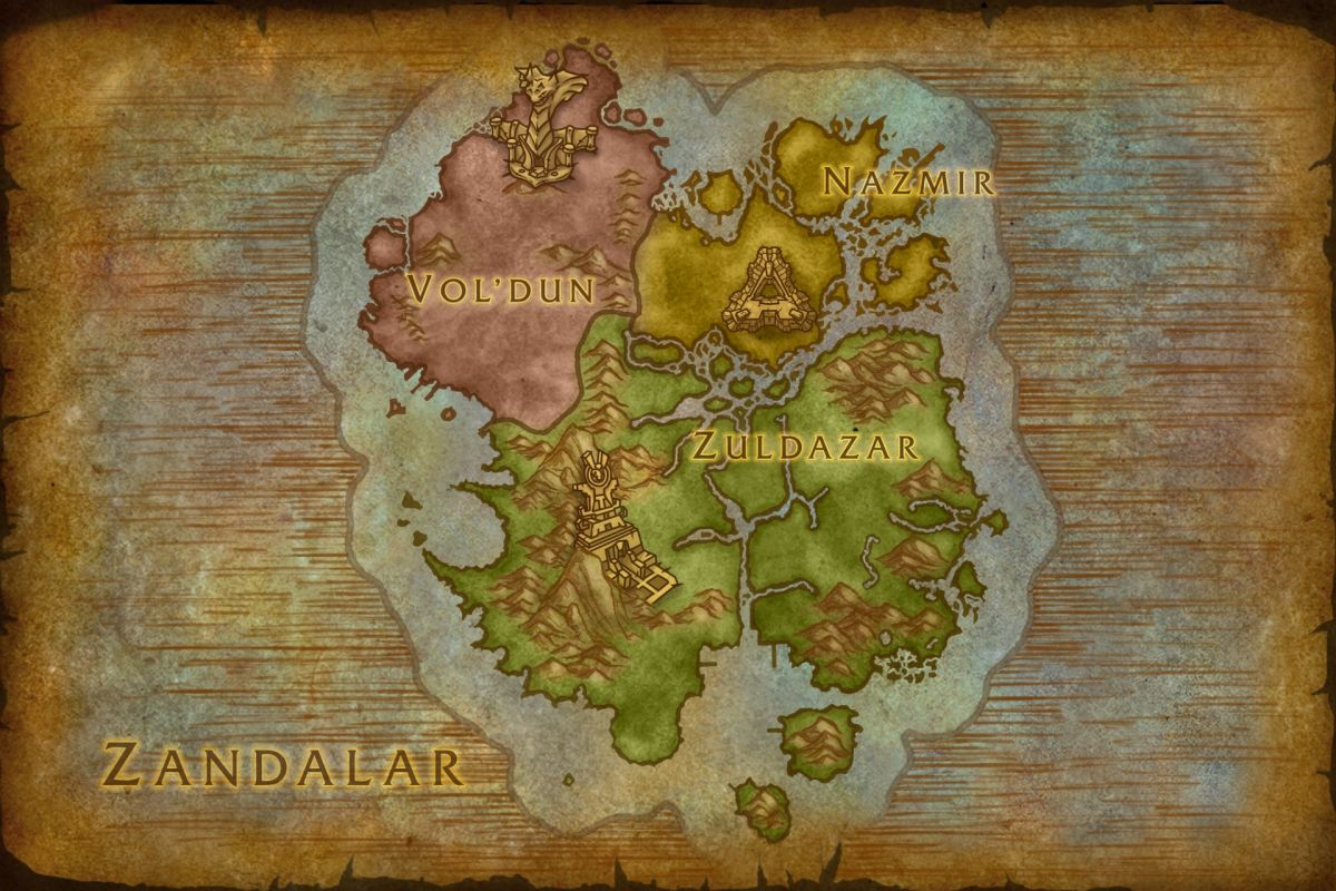 World of Warcraft: Battle for Azeroth - how to unlock World Quests