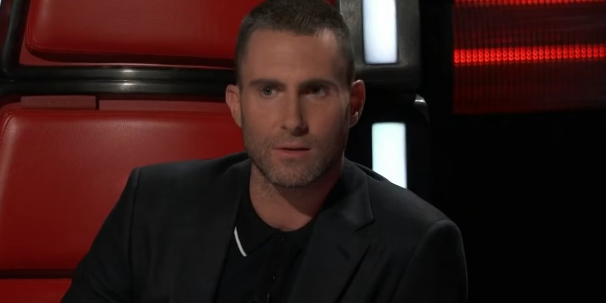 The Voice Adam Levine Season 17