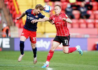 Lincoln City v Sunderland – Sky Bet League One – Play Off – Semi Final – First Leg – LNER Stadium