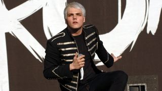 My Chemical Romance's Gerard Way in 2006