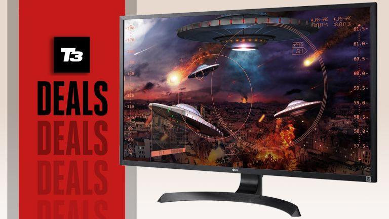 cheap 4k monitor deals lg