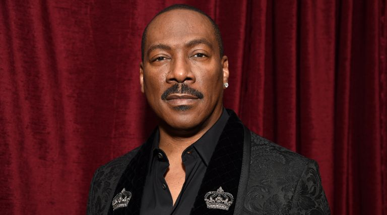 Coming 2 America: Eddie Murphy attends Critics' Choice Association's Celebration of Black Cinema at Landmark Annex on December 02, 2019 in Los Angeles, California