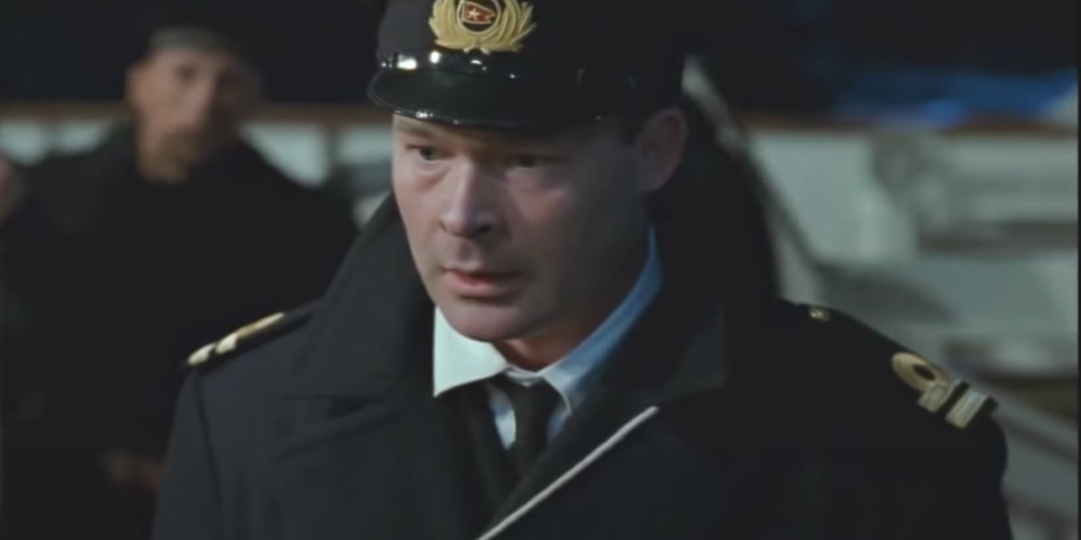 Mark Lindsay Chapman in Titanic