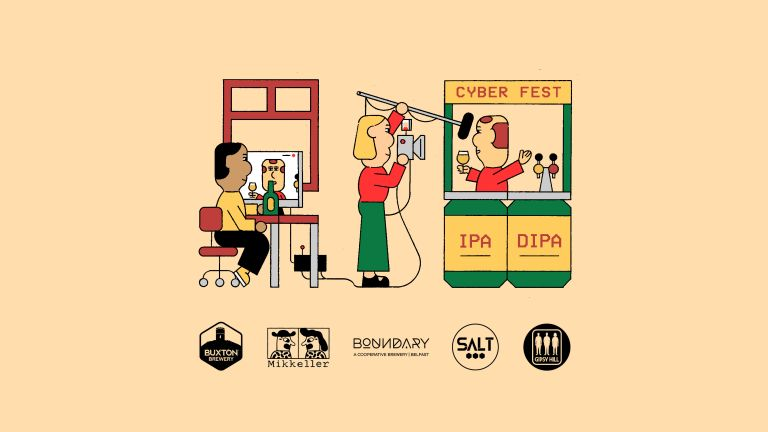 Online beer delivery: you can take part in the world's first online beer festival