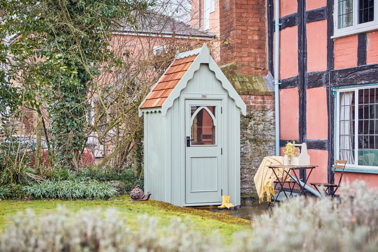 The Posh Shed Company: win a shed competition
