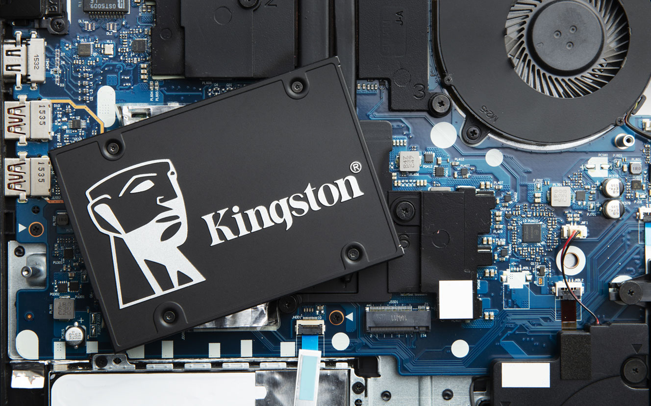 Kingston unveils another SSD line for users still clinging to 2.5-inch SATA drives | PC Gamer