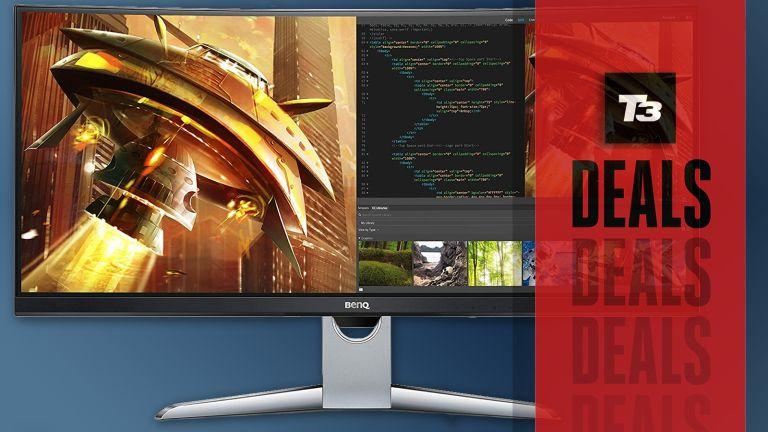 cheap 4k monitor deal benq