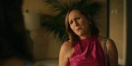The White Lotus' Molly Shannon On How Childhood Tragedy Inspired SNL's Mary Katherine Gallagher