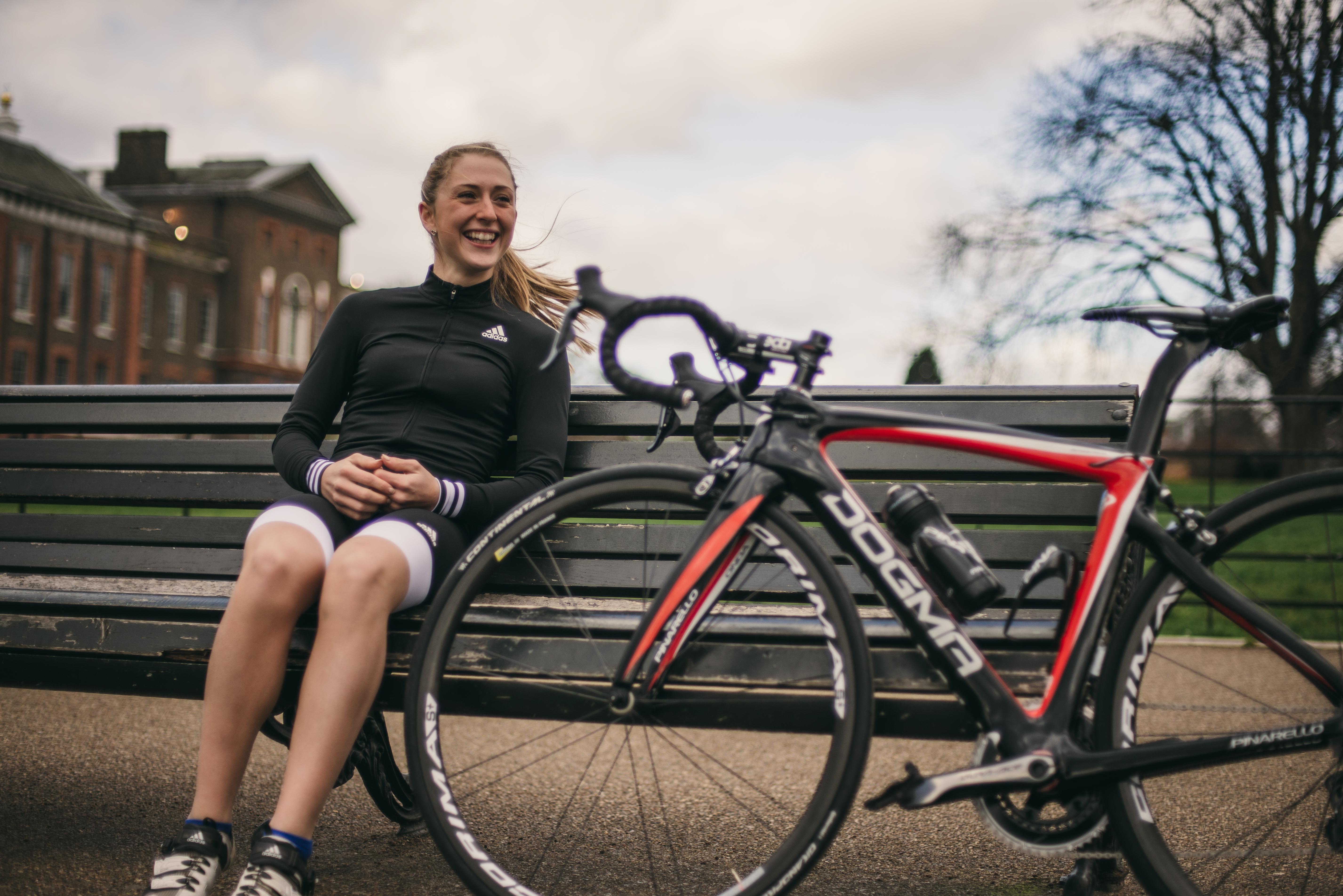 5ed64eb389a5c Laura Trott and Adidas launch new Adistar cycling range - Cycling Weekly