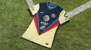 Club America home shirt
