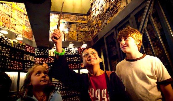 wizarding world of harry potter wand shop ollivanders