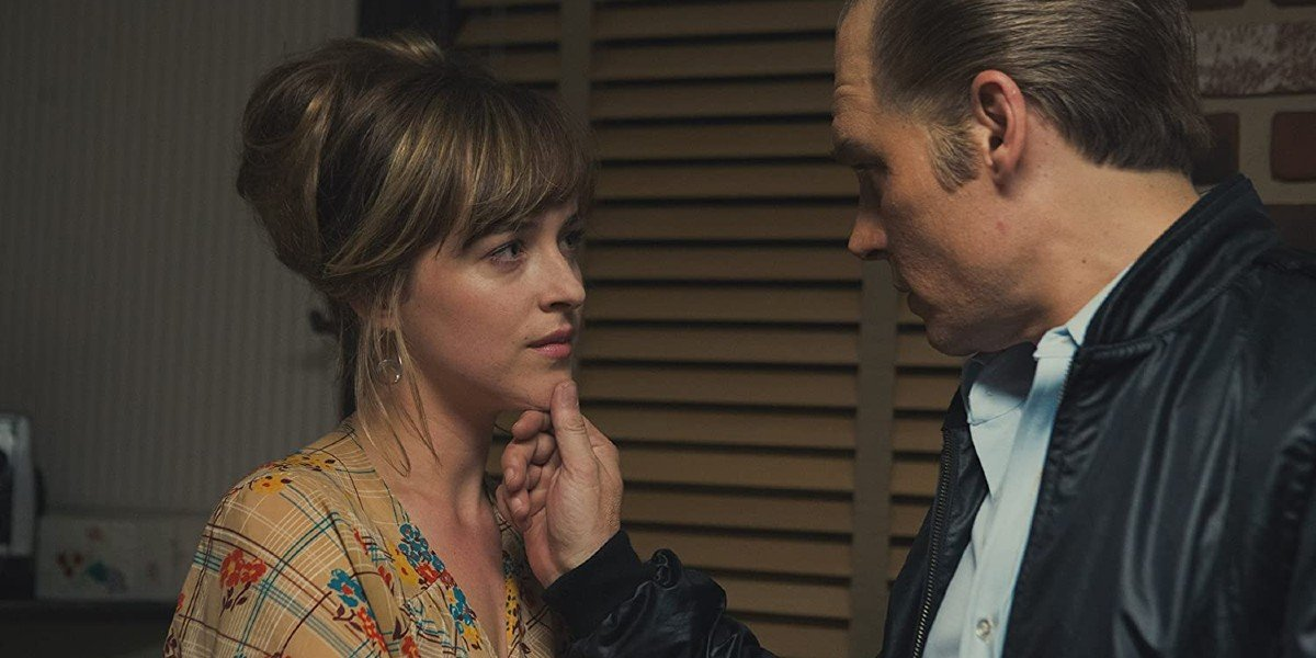 Dakota Johnson, Johnny Depp - Black Mass