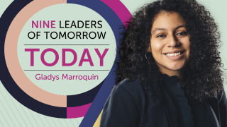 Gladys Marroquin, SCN: The Nine 2021