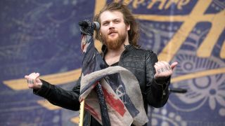 A picture of Danny Worsnop