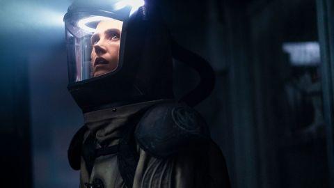 Jennifer Connelly as Melanie Cavill on 'Snowpiercer.'