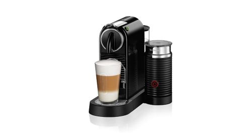 Nespresso CitiZ&milk C122 review