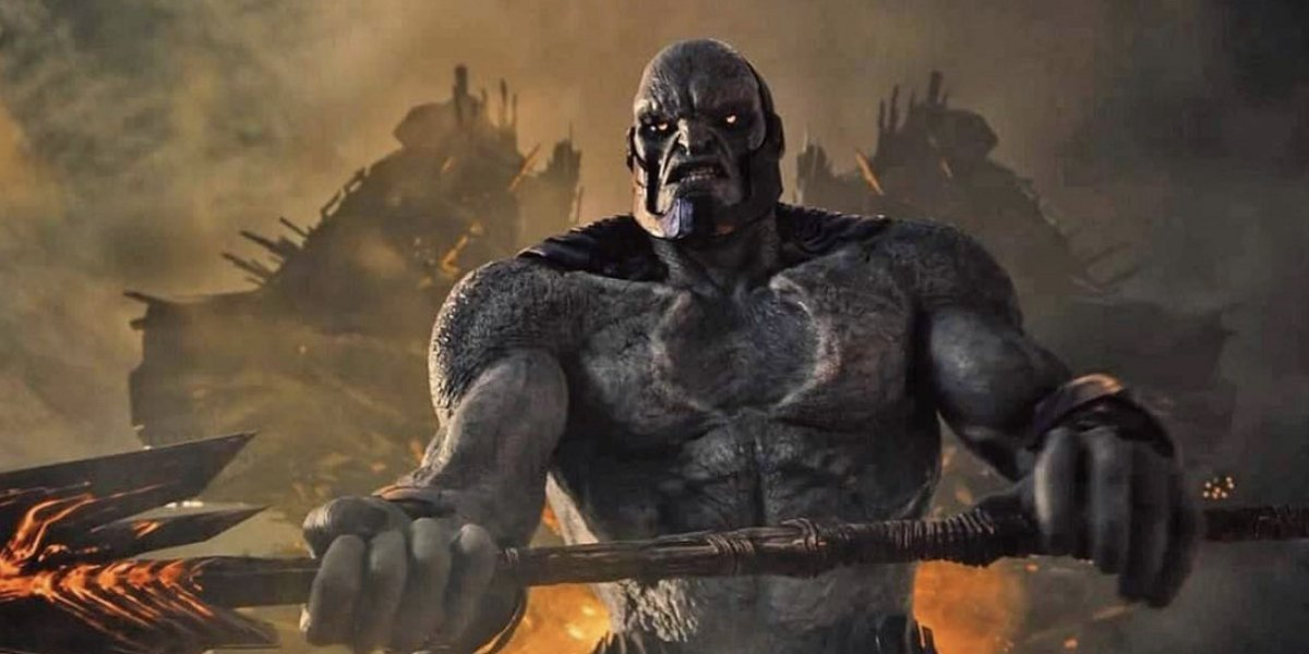 Ray Porter as Darkseid in Zack Snyder's Justice League