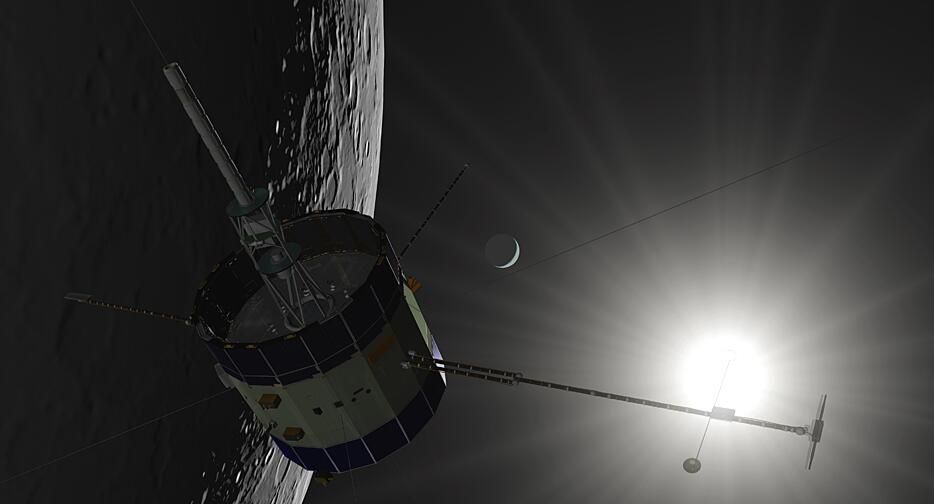 To Restart Vintage NASA Probe, Private Team Turns to the 'Borg'