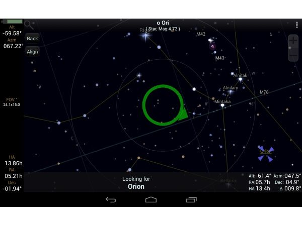 Best Stargazing Apps 2019 - Astronomy Apps for Android