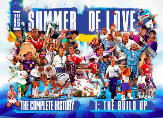 Euro 96 history