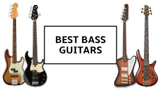 10 best bass guitars 2021: top 4-string and 5-string bass guitars for beginners to pros