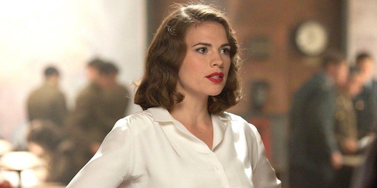 Hayley Williams - Agent Carter
