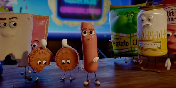 Sausage Party Ending Conversation