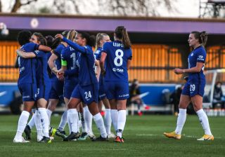 Chelsea v London City Lionesses – Vitality Women's FA Cup – Fourth Round – Kingsmeadow Stadium