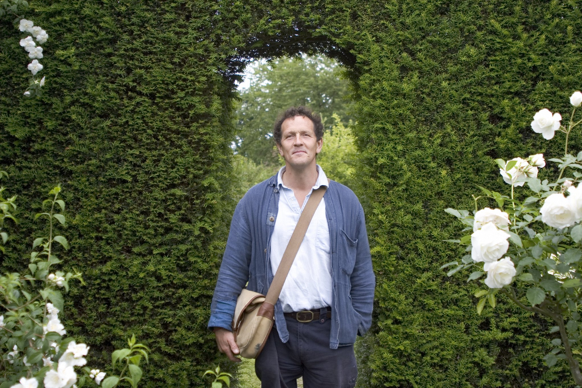 Monty Don Leaves Gardeners World After Stroke News What S On Tv