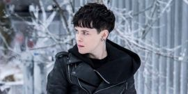 What Fede Alvarez Brings To The Girl In The Spider's Web, According To Claire Foy
