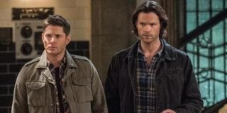 the cw supernatural sam and dean winchester